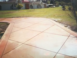 Decorative Concrete Cutting
